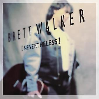 Brett Walker - krydsningsfeltet [CD] USA import