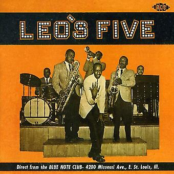 Leo's Five - Direct From the Blue Note Club [CD] USA import