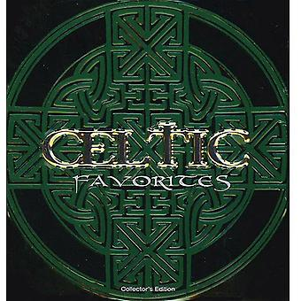 Celtic favoritter - Celtic favoritter [CD] USA import