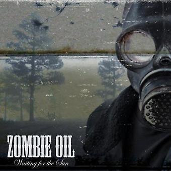 Zombie olie - venter på solen [CD] USA importen