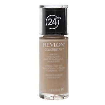 Revlon Colorstay Foundation N/D Natural Beige