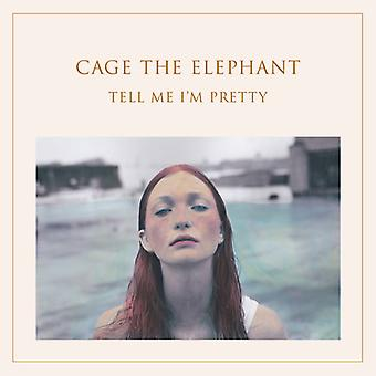 Cage the Elephant - Tell Me I'm Pretty [CD] USA import