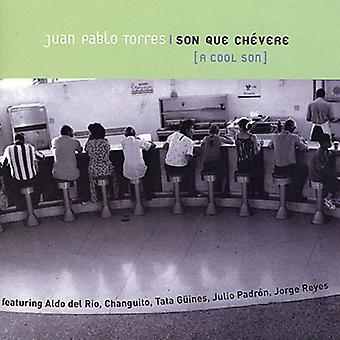 Juan Pablo Torres - søn Que Chevere [CD] USA import