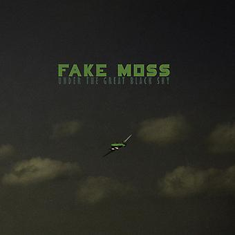 Falske Moss - Under den store sorte himmel [CD] USA importerer