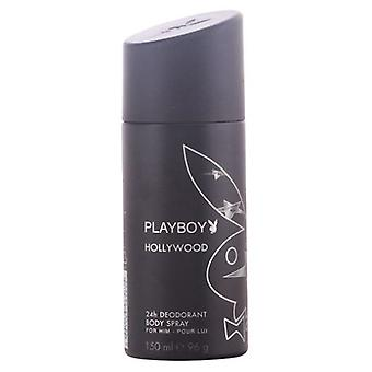 Playboy Hollywood Him Deodorant Vapo 150 ml (Man , Cosmetics , Body Care , Deodorants)