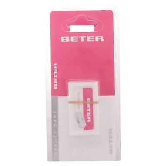 Beter 5 stainless steel razor blades (Hygiene and health , Shaving , Knives and knives)