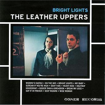 Læder overdel - Bright Lights [CD] USA import
