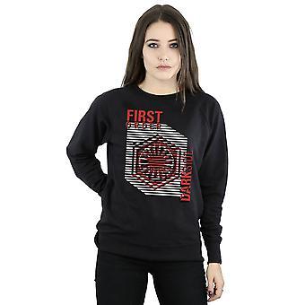 Star Wars Women's The Last Jedi Dark Side Sweatshirt