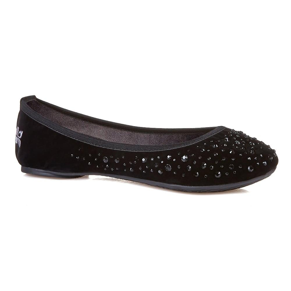 Butterfly Twists Christina - Black (Man-Made) Womens Pumps