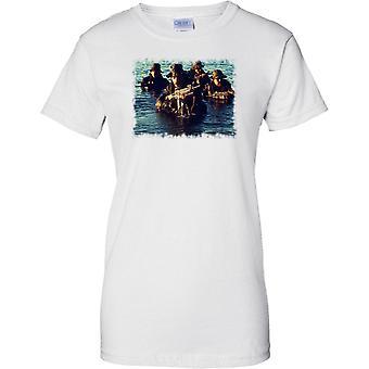 Navy SEALs aus Wasser - elitären Militär - Damen-T-Shirt