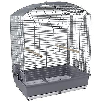 Voltrega 842 Grey Cage 67 X 46 X 72 Cm (Birds , Cages and aviaries , Cages)