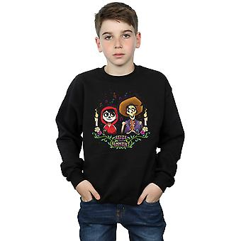 Disney garçons Coco Miguel et Hector Sweatshirt
