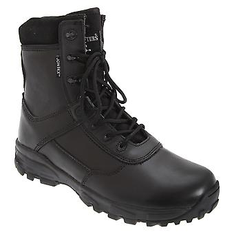 Grafters Mens Ambush 8 Inch Waterproof Combat Boots