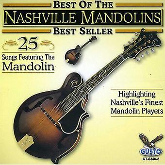 Mandolini di Nashville - migliori di 25 canzoni [CD] USA importare