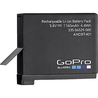 Camera battery GoPro replaces original battery AHDBT-401, 3661-1227 3.8