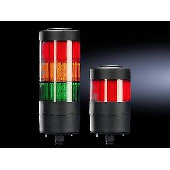 LED signal tower 3-stage Red, Yellow, Green 24 V DC/AC Rittal