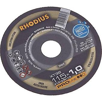 separating disc XT38 Rhodius 205601 Diameter 115 mm