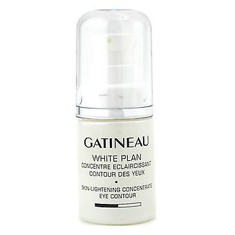 Gatineau White Plan Skin Lightening Eye Contour Concentrate 15ml/0.5oz