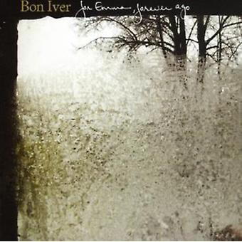 For Emma Forever Ago by Bon Iver