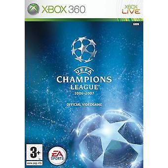 UEFA Champions League 2007 (Xbox 360)