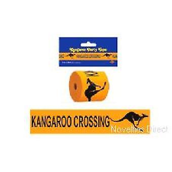 Croisement de kangourou Poly Décoration Matériel