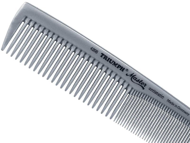 """Triumph Master Ladies Comb 7.25"""""""