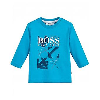 Grafik vorne BOSS Kids T-shirt