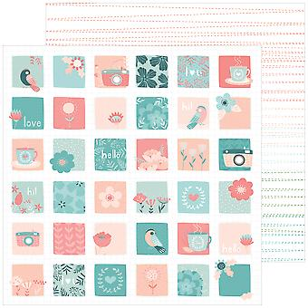 Be You Double-Sided Cardstock 12