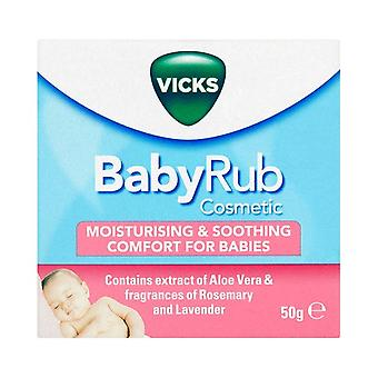 Vicks Baby frotter cosmétiques