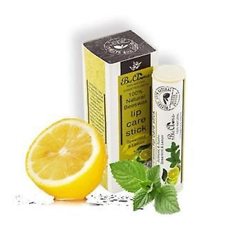 Pielęgnacja ust wosk pszczeli trzymać mięta cytryny 5ml