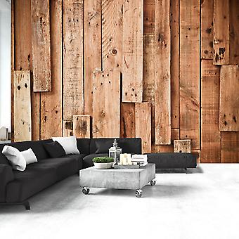 Wallpaper - Wooden Fantasy