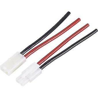 Battery Cable 90 mm 4.0 mm² Modelcraft