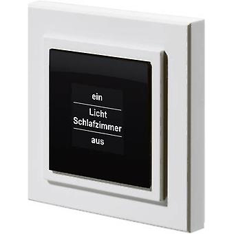 Homematic Wireless wall-mounted switch HM-RB-4Dis-WM 85975 10-channel Surface-mount