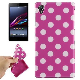 携帯電話ソニー Xperia Z1 用保護ケース