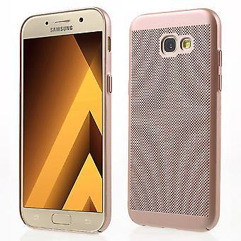 Mobiele telefoon geval voor Samsung Galaxy J5 2017 mouw zaak tas cover case roze