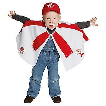 1. FSV Mainz 05 John Cape costume for children