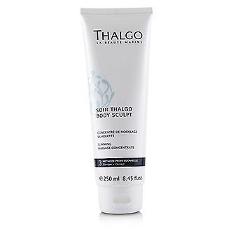 Thalgo adelgazante masaje concentrado (producto salón) - 250ml/8.45 oz