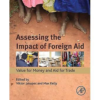 Jakupec ・ ヴィクトルによって外国からの援助の影響の評価