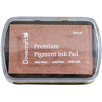 SALE -  Premium Pigment Ink Pad for Papercrafts - Natural