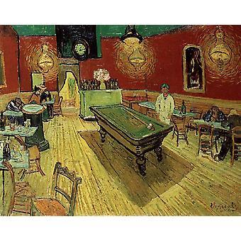 Café de nuit, Vincent Van Gogh, 50x40cm