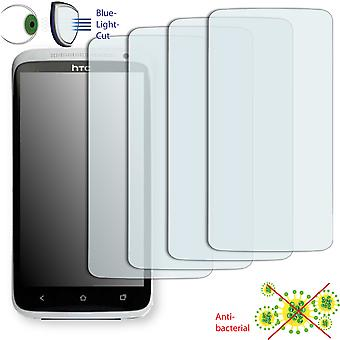 HTC one XL AU screen protector - Disagu ClearScreen protector (miniature sheet)