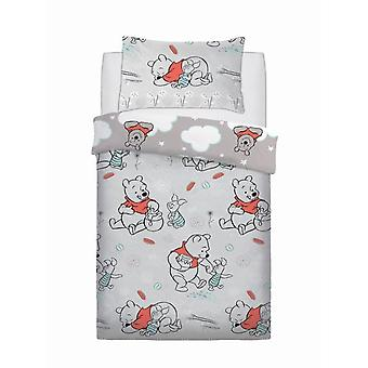 Winnie The Pooh Single Duvet Cover
