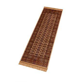 Persian Bokhara Artsilk Faux Silk Effect Hall Runner Rugs 8438/4