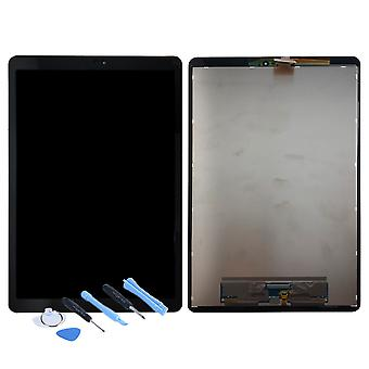 Display unit display LCD touch screen for Samsung Galaxy tab A-10.5 T590 T590F complete black