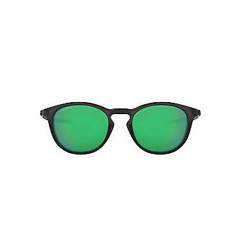 Oakley Pitchman R Sunglasses In Black Ink Jade Prizm