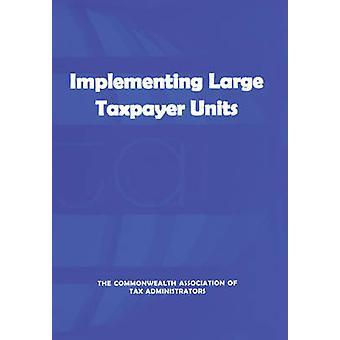 大規模な納税者台本を実装します。