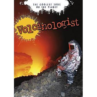 Volcanologist by Hugh Tuffen - Melanie Waldron - HL Studios - 9781406
