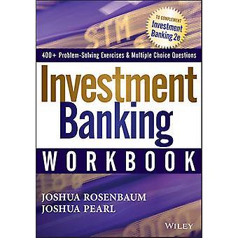 Investment Banking projektmappe af Joshua Rosenbaum - Joshua Pearl - 9781