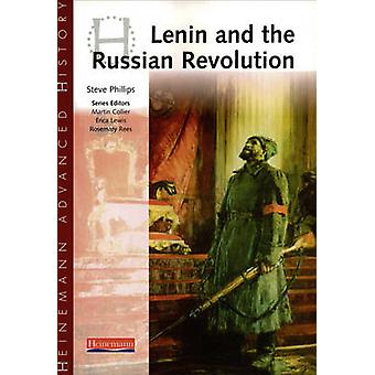 Heinemann avancerad historia - Lenin och den ryska revolutionen av Steve