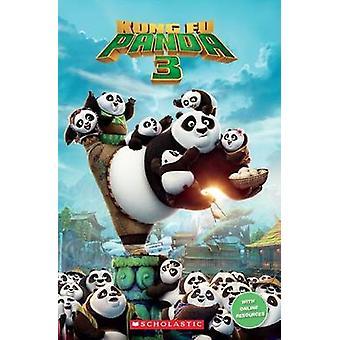 Kung Fu Panda 3 by Michael Watts - Nicole Taylor - 9781910173909 Book